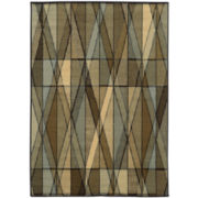 Oriental Weavers™ Stain Glass Rectangular Rug