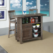 Weatherford Bar and Barstool Collection