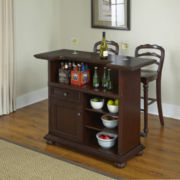 Roanoke Village Bar and Barstool Collection