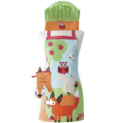Ladelle® Harvest Friends Kid's Chef Set