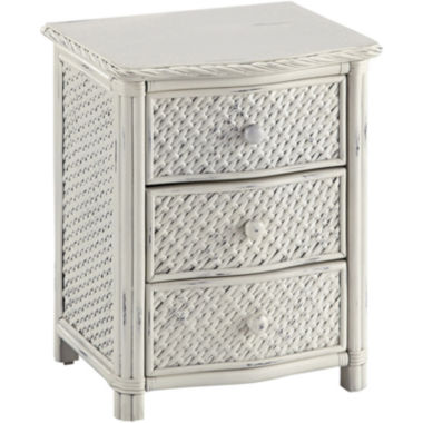 jcpenney.com | Lucia Wicker Nightstand
