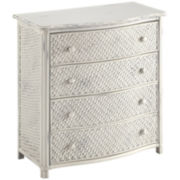 Lucia Wicker Chest