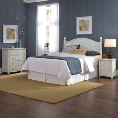 jcpenney.com | Lucia Wicker Headboard, Nightstand and Chest