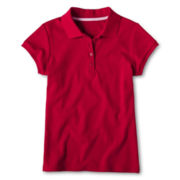 IZOD® Piqué Polo Shirt - Girls 4-18 and Girls Plus
