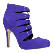 Call It Spring™ Bronco High Heel Lace-Up Pumps
