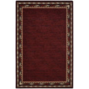 Vernal Washable Rectangular Rug