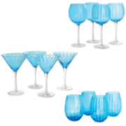 Cambria 12-pc. Beverageware Set