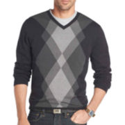 Van Heusen® Argyle Sweater