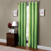 Victoria Classics Jericho Grommet-Top Curtain Panel