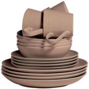 Gordon Ramsay Maze 16-pc. Dinnerware Set