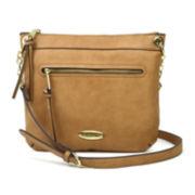 Liz Claiborne® Maritime Crossbody Bag