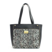 nicole by Nicole Miller® Shay Unlined Tote