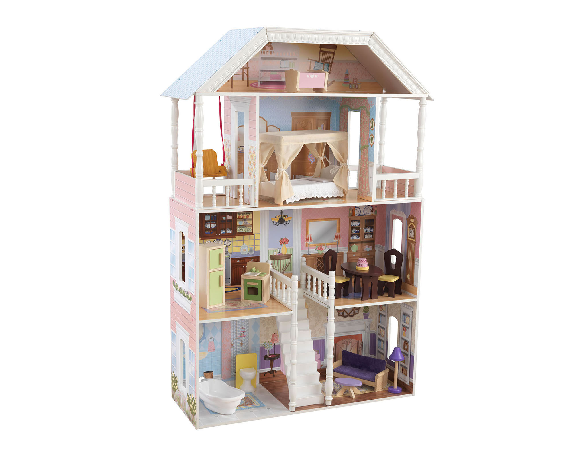 KidKraft Savannah Dollhouse with Furniture