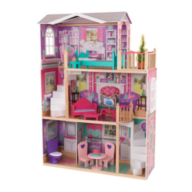 jcpenney.com | KidKraft® Elegant Doll Manor with Furniture