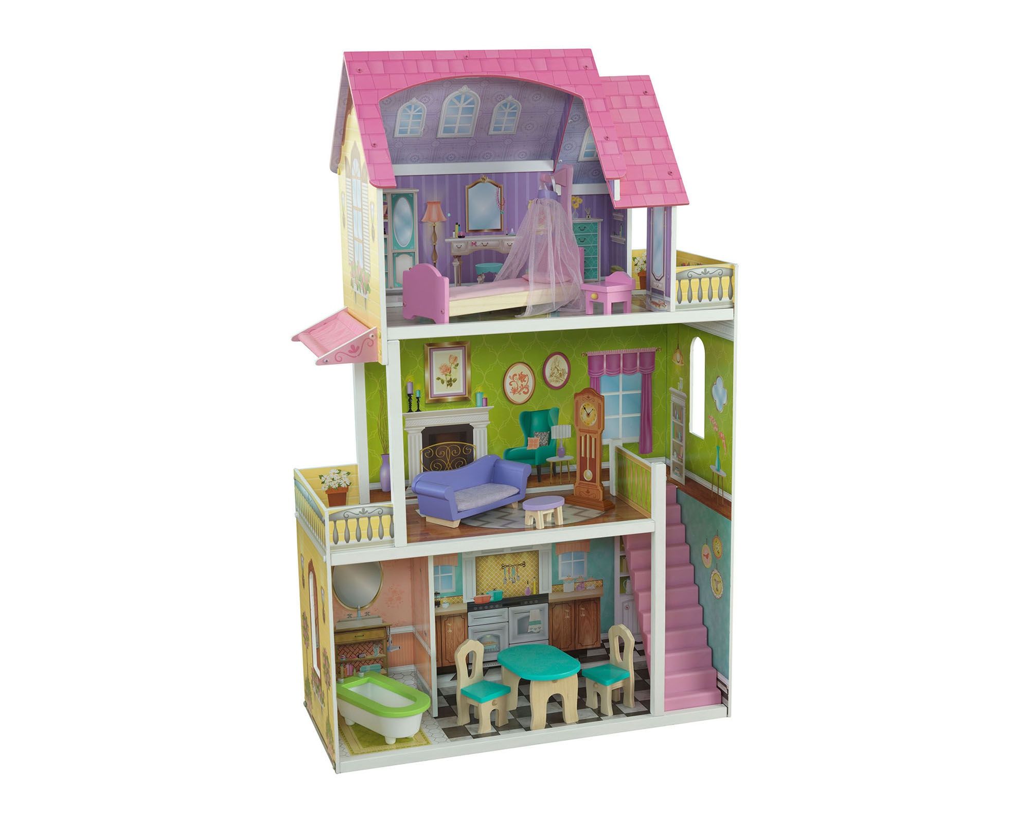 KidKraft Florence Dollhouse with Furniture