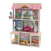 KidKraft® Sweet Savannah Dollhouse with Furniture