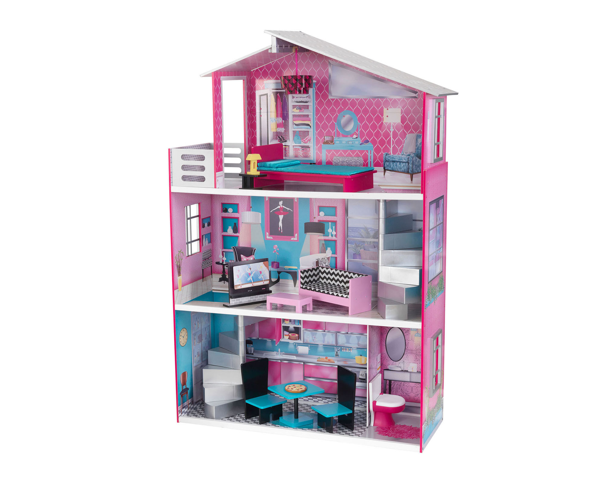 KidKraft Breanna Dollhouse with Furniture