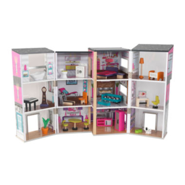 jcpenney.com | KidKraft® Contemporary Deluxe Dollhouse with Furniture