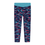 Nike® Printed Leggings - Preschool Girls 4-6x