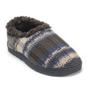 MUK LUKS® Mens Indoor/Outdoor Slippers