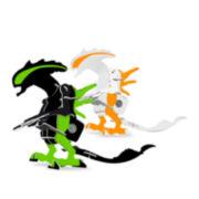 Protocol® Alien Aces 3D Wind-Up Puzzle