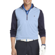 IZOD® Golf Textured Quarter-Zip Pullover
