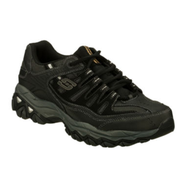 jcpenney.com | Skechers® After Burn Memory Fit Mens Athletic Shoes