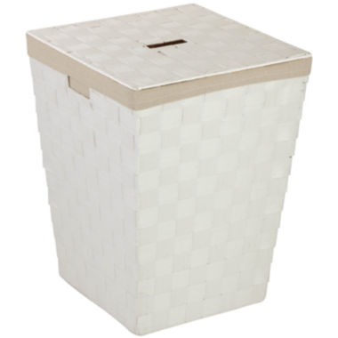jcpenney.com | Honey-Can-Do® Woven Hamper + Liner