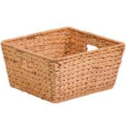 Honey-Can-Do® Large Water Hyacinth Basket
