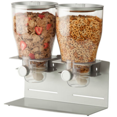 jcpenney.com | Honey-Can-Do® Commercial Plus Double Canister Dispenser