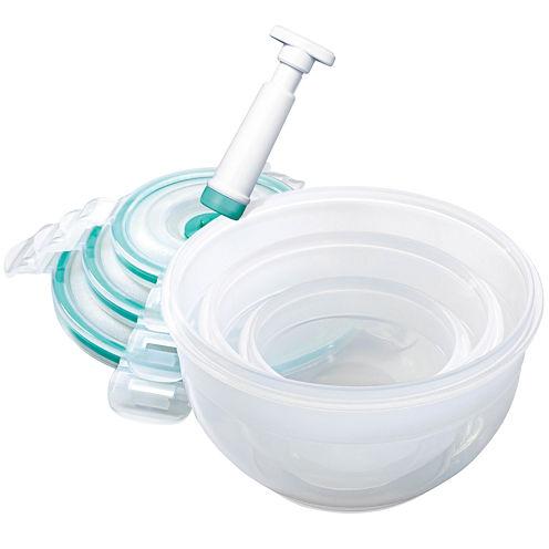 Honey-Can-Do® Vac 'n Save™ 7-pc. Bowl Set