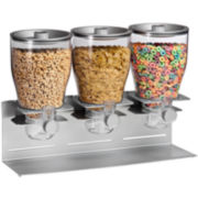 Honey-Can-Do® Commercial Plus Triple Canister Dispenser