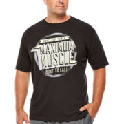 The Foundry Supply Co.™ Athletic Tee - Big & Tall