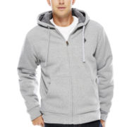 U.S. Polo Assn.® Sherpa-Lined Full-Zip Hoodie