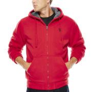U.S. Polo Assn.® Sherpa-Lined Full-Zip Hoodie