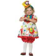 Clown Girls Costume