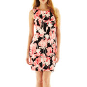 Worthington® Print Shift Dress