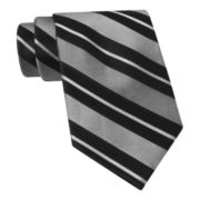 Stafford® La Jolla Striped Silk Tie