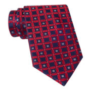 Stafford® Gas Lamp Silk Tie