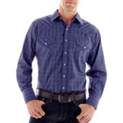 Ely Cattleman® Plaid Shirt-Big & Tall