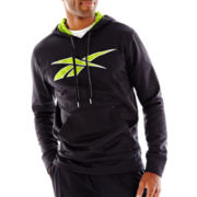 Reebok® Workout Ready Vector Hoodie