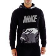 Nike® Camo Hoodie