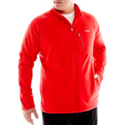 ASICS® Essential Full–Zip Fleece Hoodie–Big & Tall