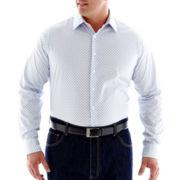 Claiborne® Printed Woven Shirt–Big & Tall