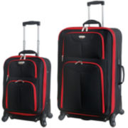 Travelers Club Eva 2-pc. Value Spinner Luggage Set