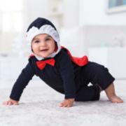 Carter's® 3-pc. Fleece Dracula Halloween Costume – Boys 3m-24m