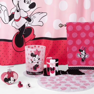 jcpenney.com | Disney Minnie Mouse Bath Collection