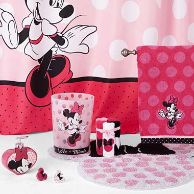 Jcpenney Com Disney Minnie Mouse Bath Collection