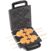 Disney Classic Mickey Mouse Waffle-On-A-Stick Maker
