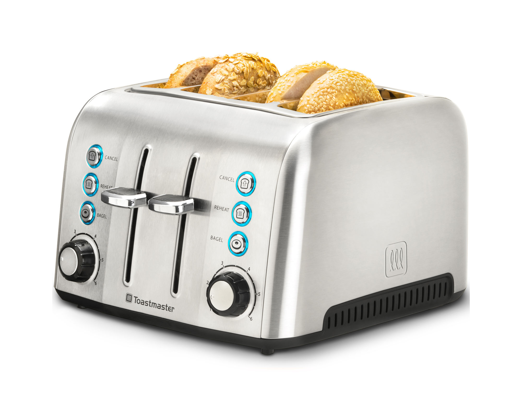 Toaster Sandwich Maker Toastmaster Cool Touch Toaster